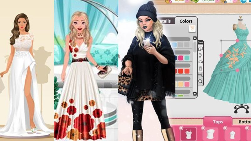 5 Cute Facebook Games About Fashion Mypotatogames