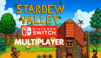 Stardew Valley for Nintendo Switch with Multiplayer