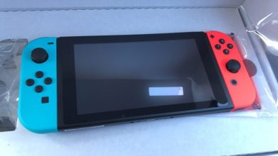 Photo of LEAKED: First Nintendo Switch Unboxing Video Shows of User Interface
