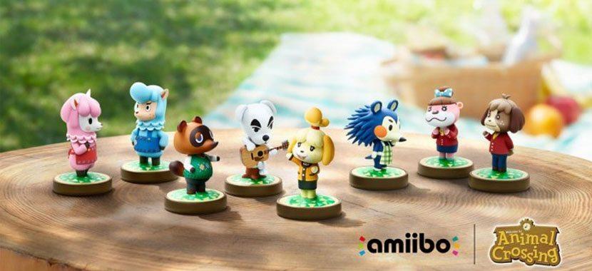 Animal Crossing Amiibo figure