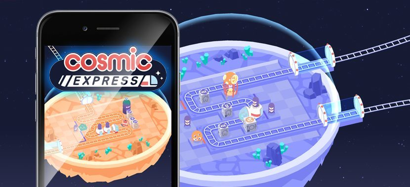 Cosmic Express Review