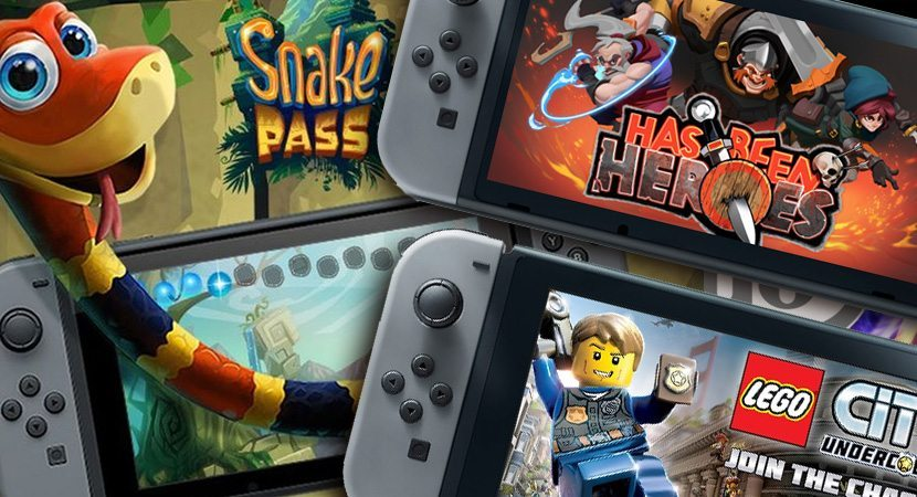 Nintendo Switch Game Sizes