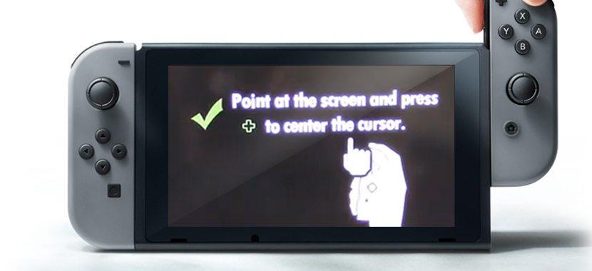Nintendo Switch Motion Controls