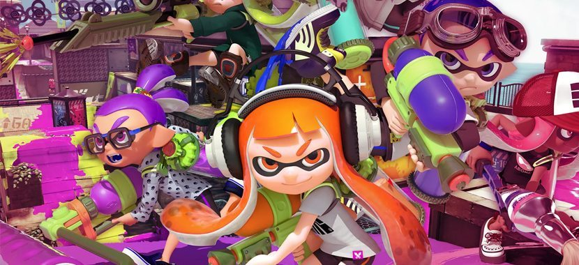 Splatoon 2 Testfire Nintendo Switch