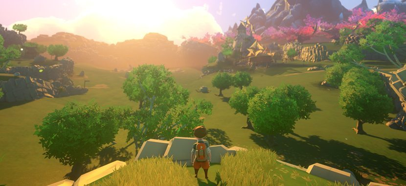 Yonder: The Cloud Catcher Chronicles PC and playstation 4