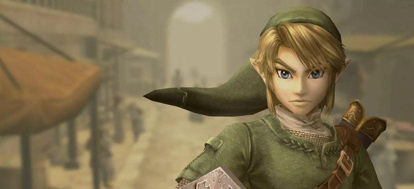 Zelda Breath of the Wild Green Tunic