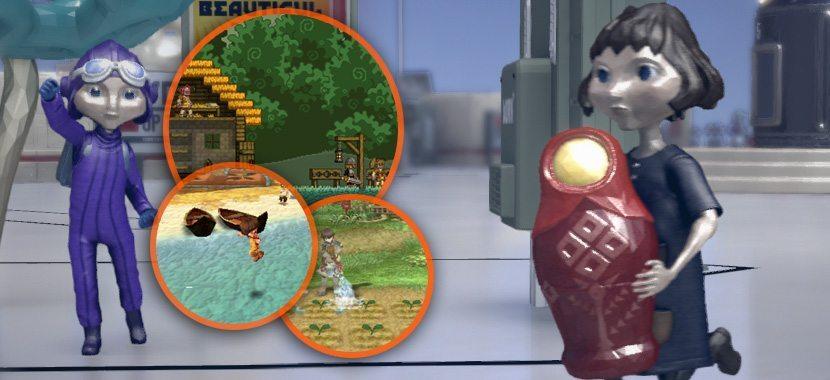 Animal Crossing Alternative