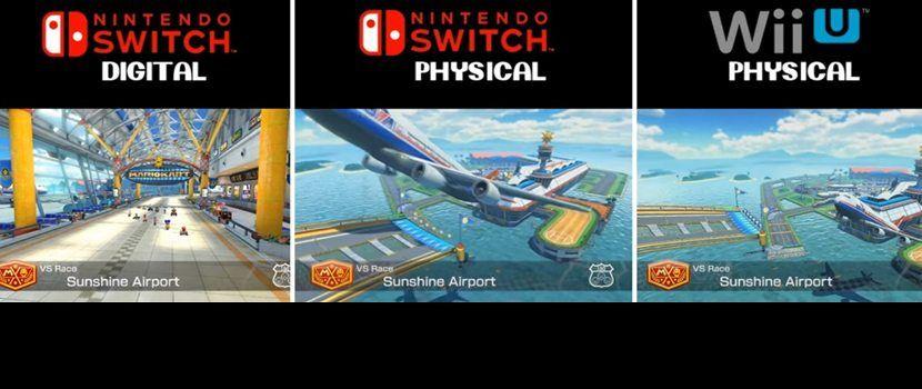 Mario Kart 8 Deluxe Loading Times