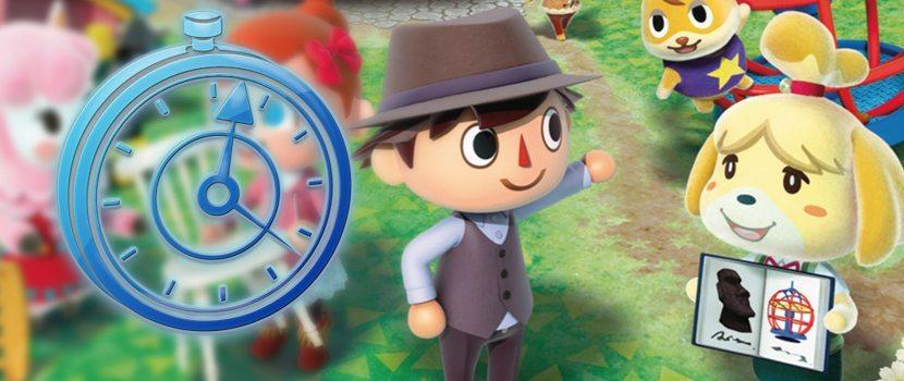 Animal Crossing Speed Run