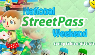 StreetPass Event offers rare Animal Crossing Item