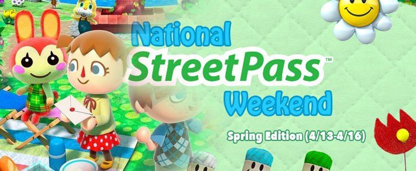 Animal crossing StreetPass Event