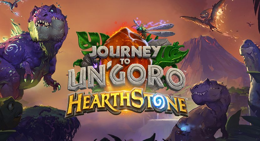 Journey to Un'Goro Giveaway