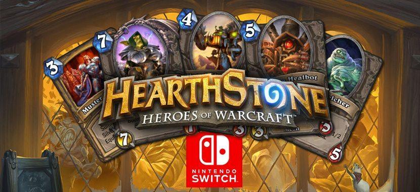 hearthstone Nintendo switch