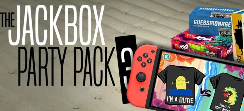 Jackbox Party Pack 3 Nintendo Switch