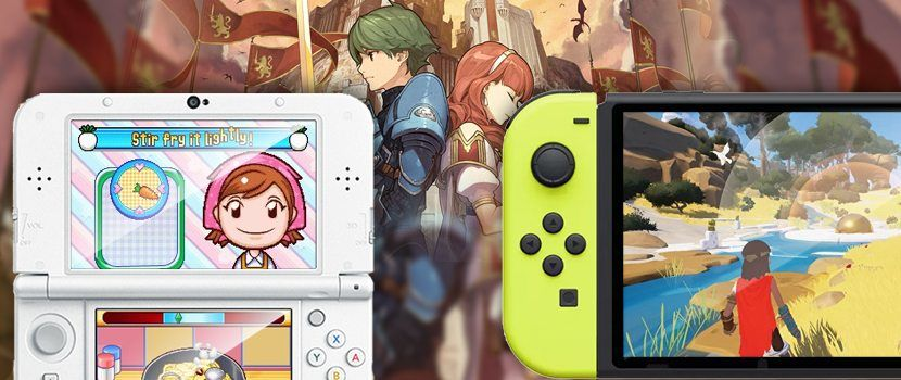 Nintendo Switch 3DS games