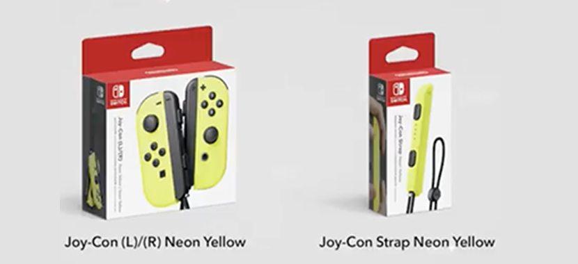 nintendo Switch joycon controller
