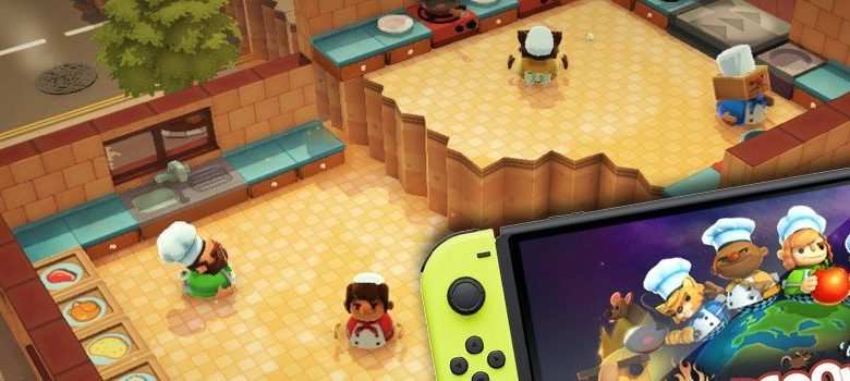 Overcooked Switch