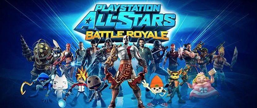 Playstation Battle All Stars