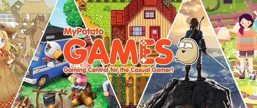 My Potato Games