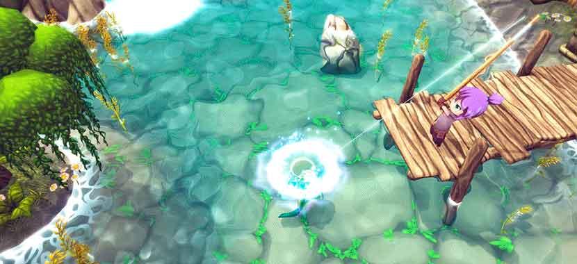 Square Enix re legend fishing
