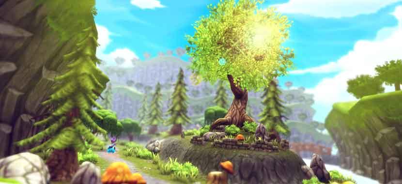 Square Enix re legend vokka island