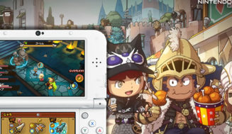 Brand New The Snack World Footage Released