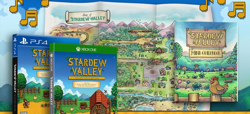 Stardew Valley Collectors Edition