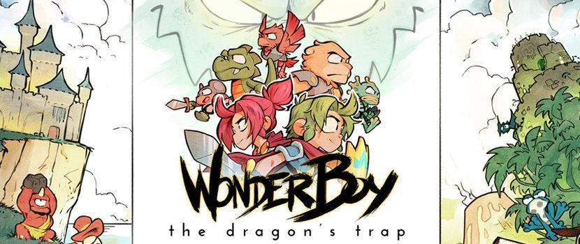 Wonder Boy a Dragons Trap