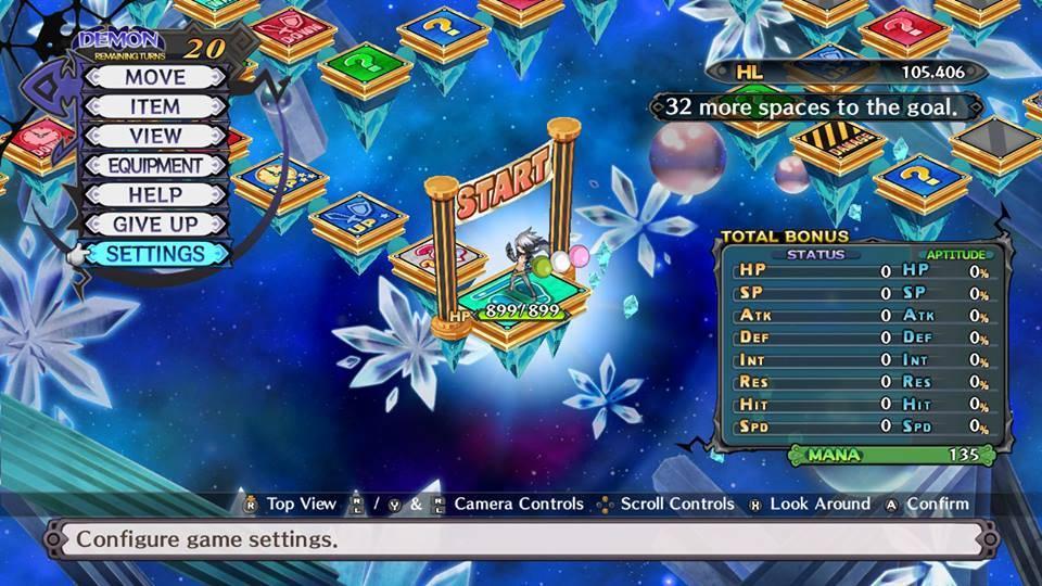 Disgaea 5 Chara World