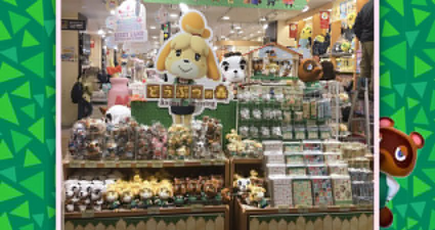 Animal Crossing Merchandize