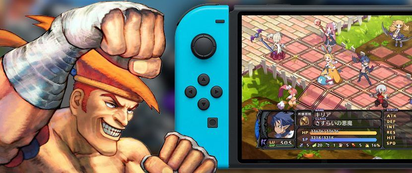 New Nintendo Switch Games