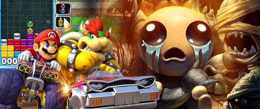 Top 5 Switch Games