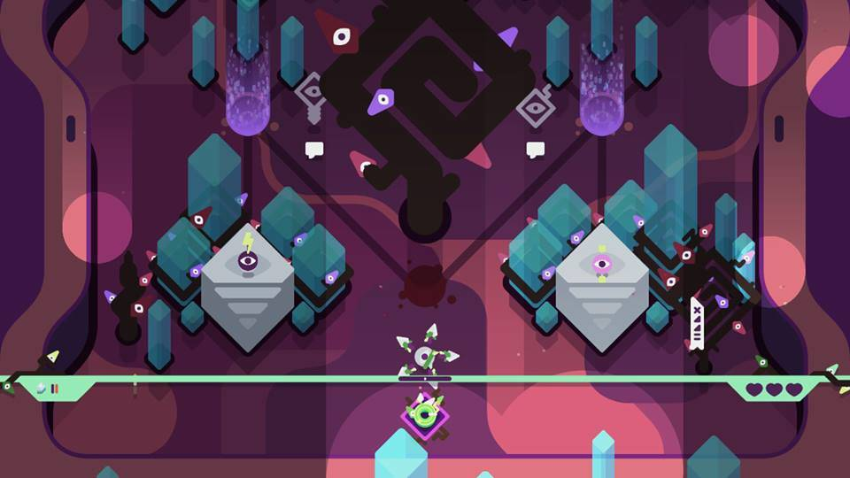 Tumbleseed power-up choice