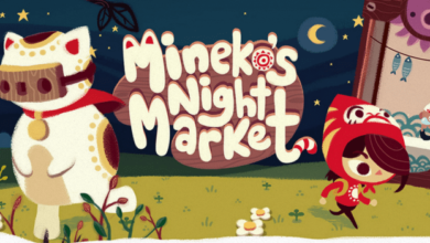 Photo of Mineko's Night Market update