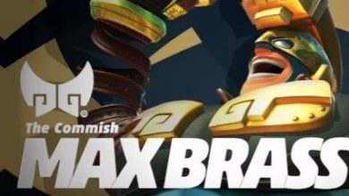 Photo of Max Brass Introduction Trailer — The Commish is in