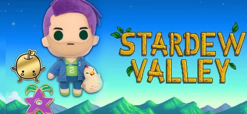 Stardew Valley plush