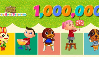 Animal Crossing Happy Home Designer Celebrates 1 Million Copies Sold
