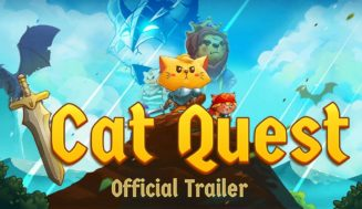 Cat Quest Launch Trailer Released