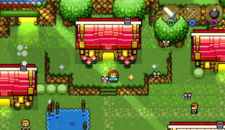 FDG Entertainment Bringing Blossom Tales to Nintendo Switch