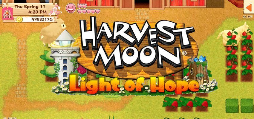 Harvest Moon Switch