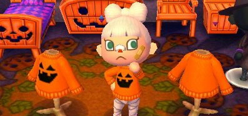 Animal Crossing Halloween Quiz | My Potato Games