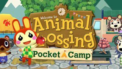 Photo of Cherry's Rockin' Cookie Rocks Pocket Camp