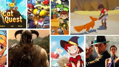 Photo of 25 New Nintendo Switch Game Releases in November