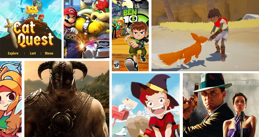 Nintendo Switch Game Releases