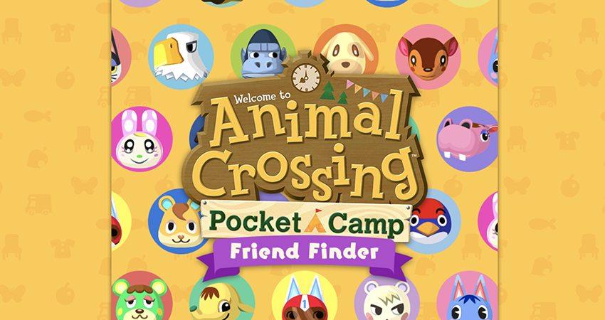 Animal Crossing Friend Finder