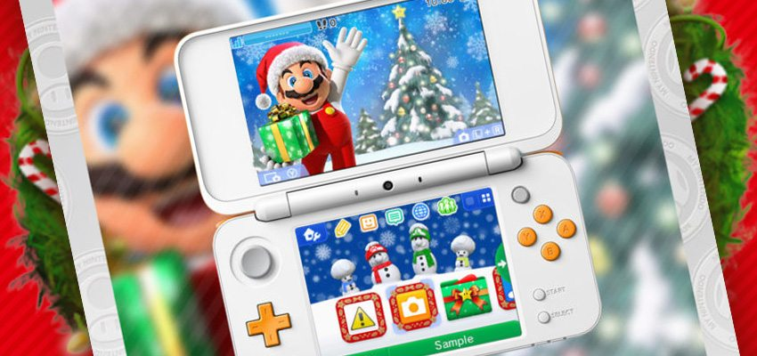 Nintendo Christmas.My Nintendo Christmas Rewards Mypotatogames