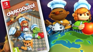 Photo of Overcooked Switch Physical Version is Coming