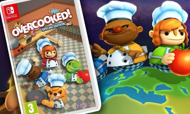 Overcooked Physical Version