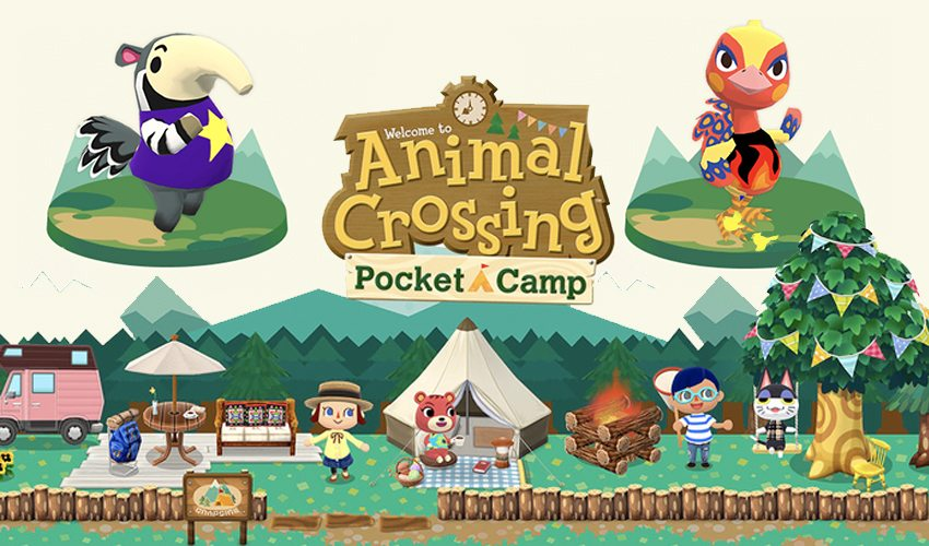 Pocket Camp New Event