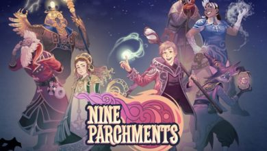 Photo of Nine Parchments now available on Steam!